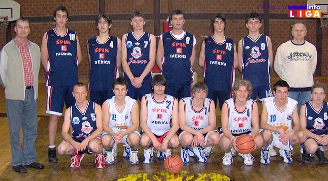 """Veliki jubilej """"pionira"""" ivanjičke košarke"""