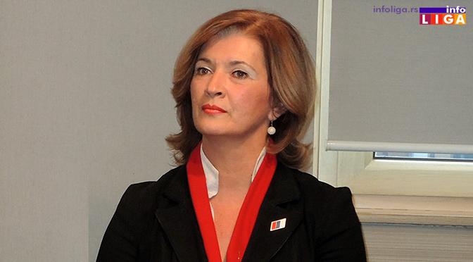 """Nevenka Milošević imenovana za direktorku OŠ """"Kirilo Savić"""" u Ivanjici"""