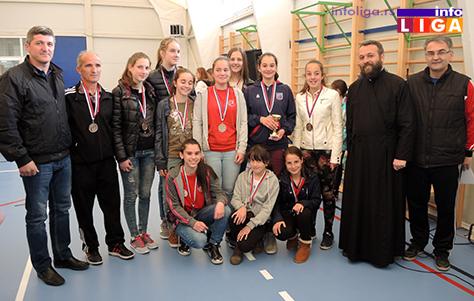 IL-Pionirke-Trece-mesto-OK-Prilike Preko 200 devojčica učestvovalo na Vaskršnjem odbojkaškom turniru