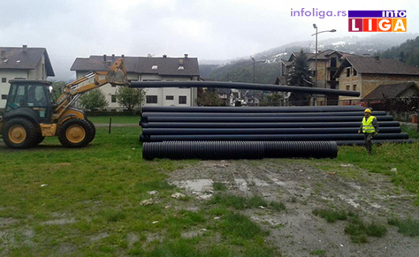 IL-cevovod-ivanjica3 EU i Švajcarska finansiraju rekonstrukciju vodovoda u Ivanjici