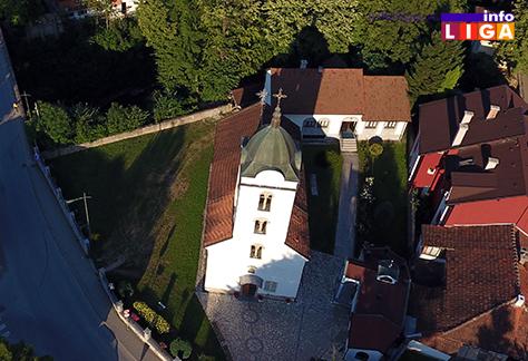 IL-crkva-ivanjica Nepokretna kulturna dobra na tlu Ivanjice