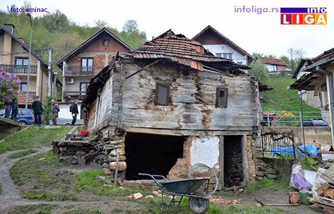 IL-jovicinac-kuca-stara-1 Humani sveštenik i komšije grade kuću porodici Jovičinac