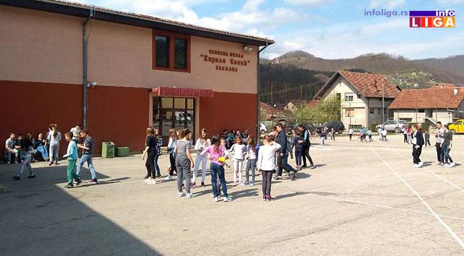 Signalizacija, osvetljenje, ograda, parking i nadogradnja ''D''dela škole Kirilo Savić