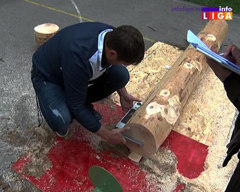 IL-takmicenje-drvaca2 Ivanjičani dominirali u ekipnom takmičenju iz oblasti šumarstva i obrade drveta