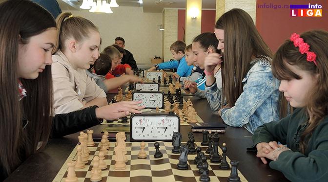 Vaskršnji turnir u šahu okupio oko 30 učesnika