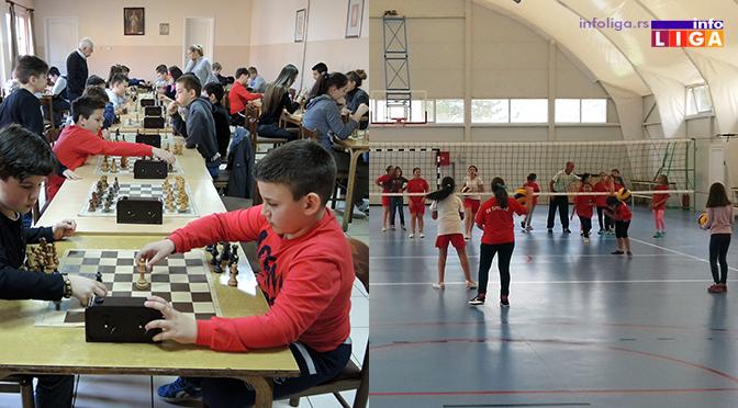 Vaskršnji turniri u šahu i odbojci