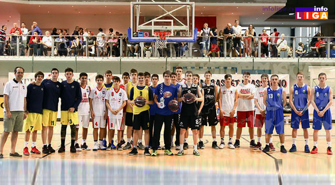 Veđić blistao u Švajcarskoj na FIBA turniru U16