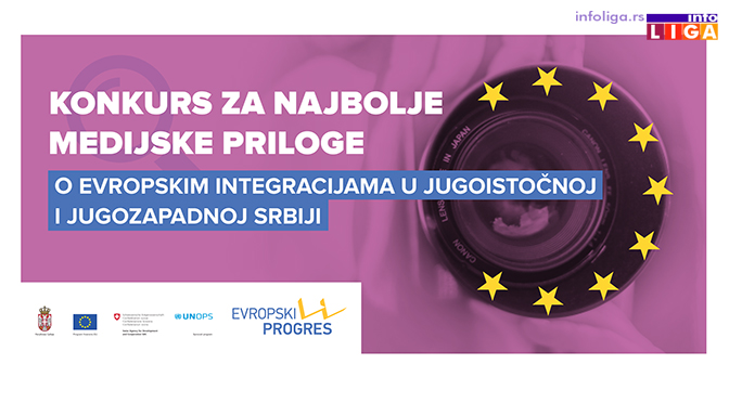 Info LIGA dobtnik nagrade Evropskog PROGRESa