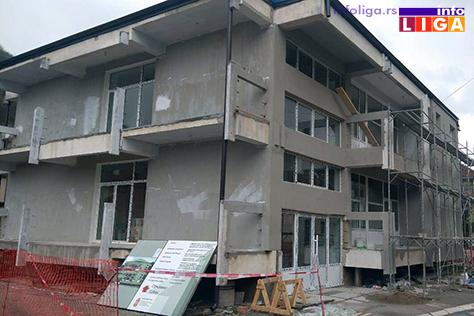 il-med-rada-radovi2 Završava se adaptacija zgrade Medicine rada