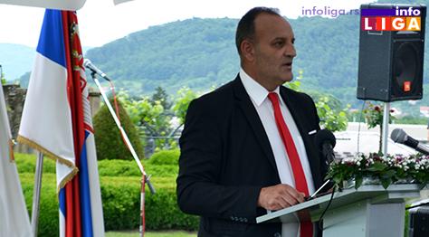 IL-Dragisa-Terzic-predsednik-Skupstine-opstine-Arilje Arilje svečano obeležilo Dan opštine