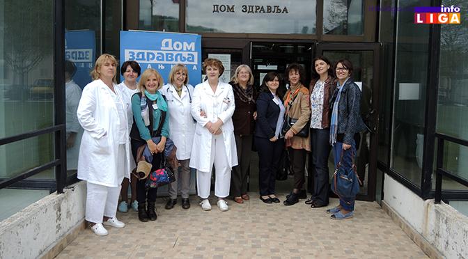 Dani akreditacije u Domu zdravlja Ivanjica