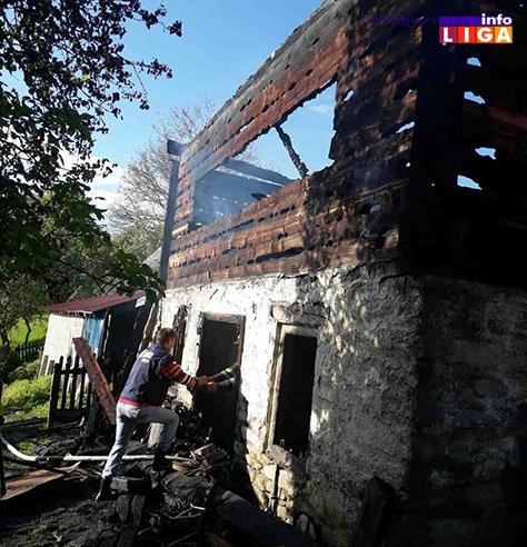 IL-gorela-kuca-od-udara-groma2 Od udara groma izgorela kuća i 15.000 evra