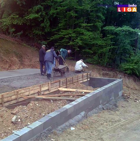 IL-izgradnja-kapele-varjace2 Gradi se kapela na groblju u Varjačama