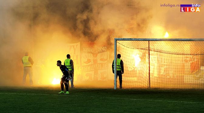Pobeda Zvezde u Ivanjici posle dva gola sa bele tačke