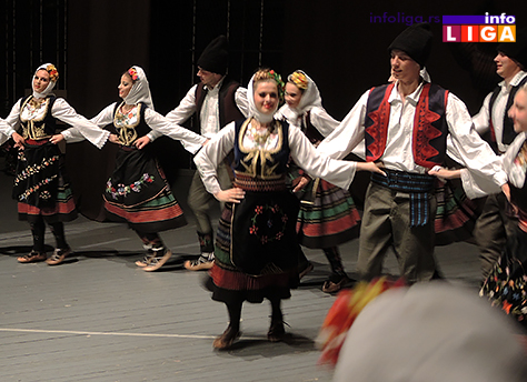 IL-koncert-folklor-DK2 37 godina uspesnog rada KUD-a Doma kulture