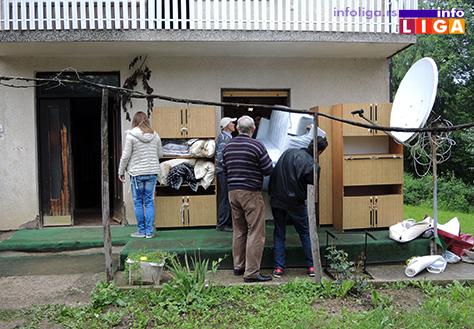 IL-kuca-za-iseljenje-namestaj Uroša sa porodicom brat izbacio iz kuće na ulicu (VIDEO)