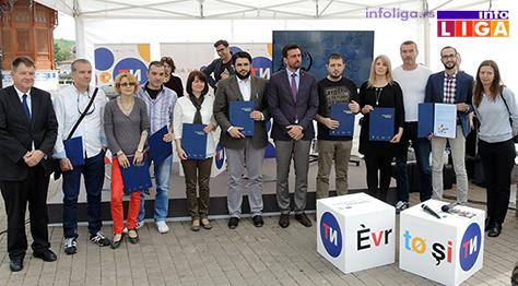 IL-novi-pazar-progres-nagrade Najboljima vredna oprema i nagradno putovanje u Brisel