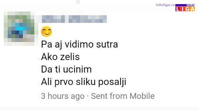 Pao pedofil iz Ivanjice