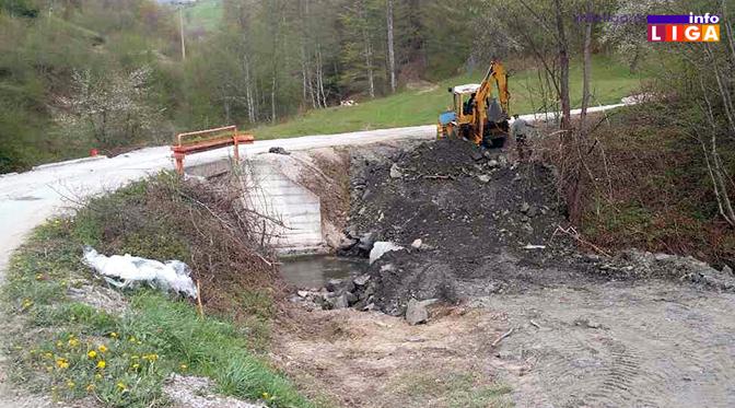 Počela obnova 11 mostova na lokalnim rekama