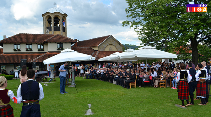 Arilje svečano obeležilo Dan opštine