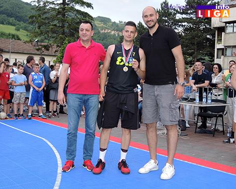 IL-3x3-vise-od-igre-MVP-mihailosavic Ekipa ''Cest La Vie'' pobednik turnira 3X3 ''Više od igre''