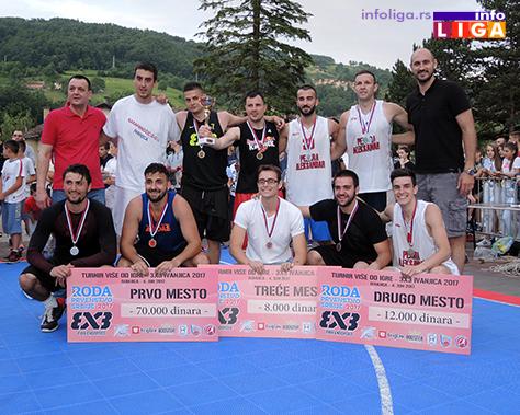 IL-3x3-vise-od-igre-pobednici Ekipa ''Cest La Vie'' pobednik turnira 3X3 ''Više od igre''