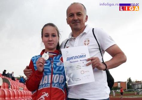 IL-atlketika-drzavno-juniori-krusevac Serija dobrih rezultata atletičara Javora