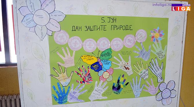 """OŠ""""Kirilo Savić"""" obeležila """"Svetski dan zaštite životne sredine"""""""