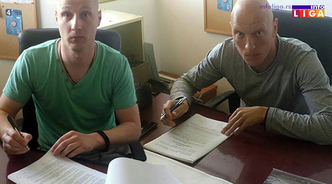 Kapitenski tandem Milović i Đogatovic produžili  ugovore sa Javor Matisom
