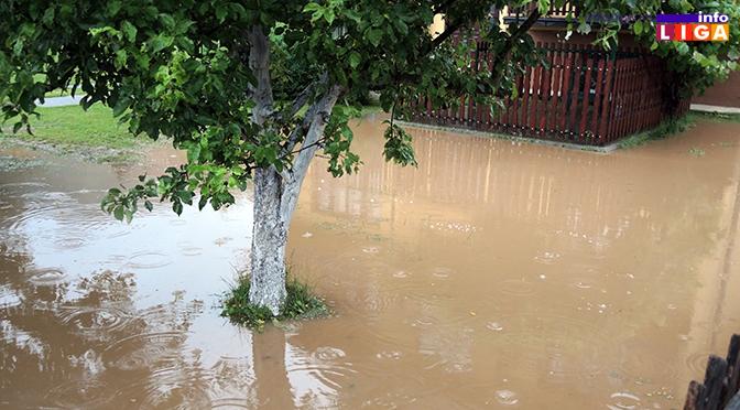Nezapamćen potop za pola sata