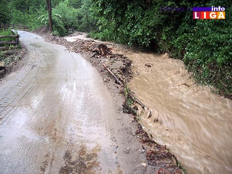 IL-poplave-radaljevo4 Olujno nevreme- poplaviljena dvorišta, objekti, maline