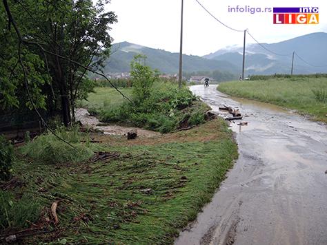 IL-poplave-radaljevo6 Olujno nevreme- poplaviljena dvorišta, objekti, maline