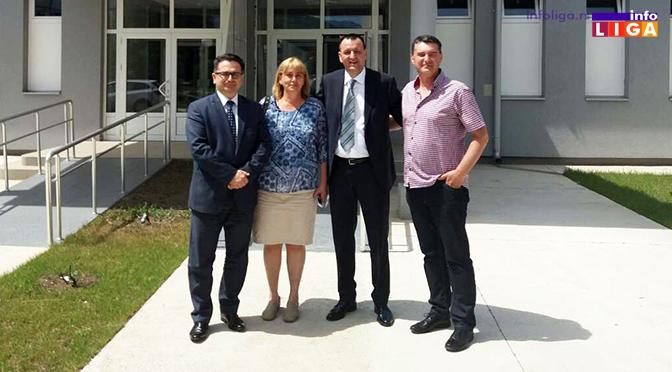 Državni sekretar Vekić obišao Dom zdravlja (VIDEO)