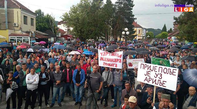 Malinari traže od Vučića cenu od 225 dinara ili slede totalne blokade