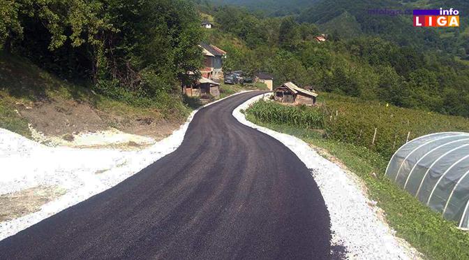 Novih 450 metara asfalta za meštane Komadina