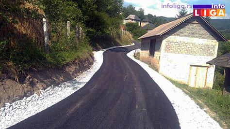 IL-put-komadine2 Novih 450 metara asfalta za meštane Komadina