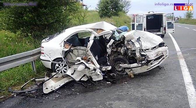 Nesreća kod Valjeva, poginula Jelena K. (45) iz Ivanjice