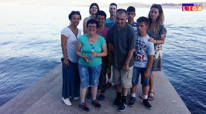 Crveni krst i DCP obezbedili deci  besplatan boravak na moru