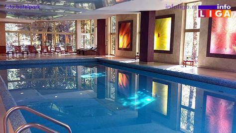 IL-bazen-hotel-park Ivanjica na listi najboljih destinacija za odmor u Srbiji