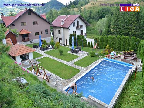 IL-bazen-pansion-obradovic Ivanjica na listi najboljih destinacija za odmor u Srbiji