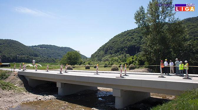 UNOPS rekonstruisao most koji povezuje Požegu i Kosjerić