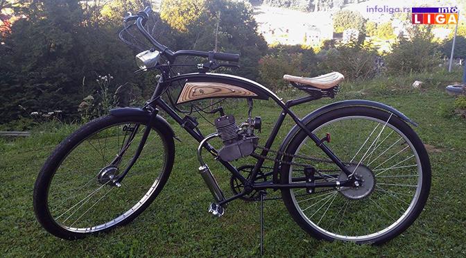 Ivanjičanin koji od bicikli pravi pravo čudo