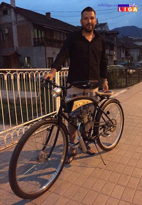 IL-bicikli-racic-rasko5 Ivanjičanin koji od bicikli pravi pravo čudo