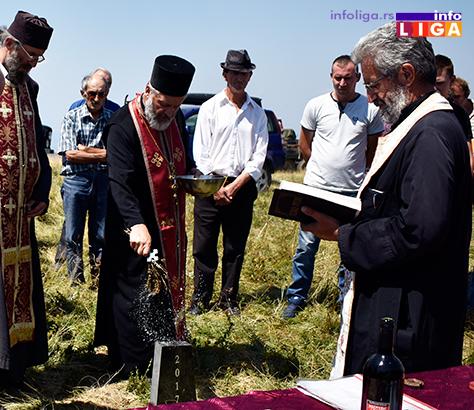 IL-cemerno-2017-5 Na Čemernu postavljen vojnički krst i kamen temeljac za spomen kapelu