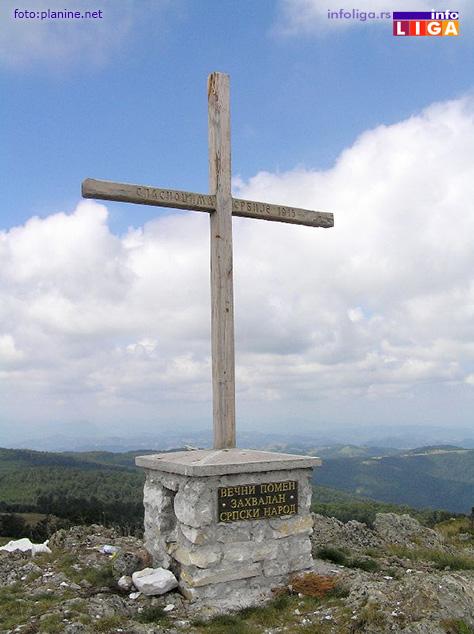 IL-cemerno-krst Parastos za poginule srpske vojnike u bici na Čemernu