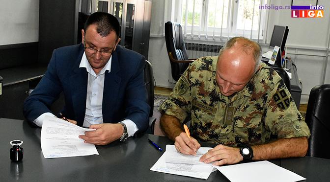 Vojska od ponedeljka rekonstruiše puteve-ugovor potpisan