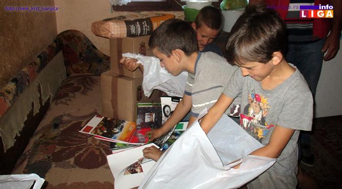 HUMANO – Kupili školski pribor za socijalno ugroženu decu