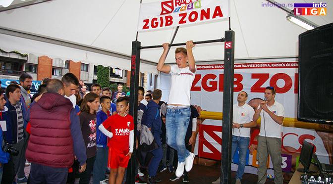 "Karavan ""Duh mladosti"" u Ivanjici (VIDEO)"