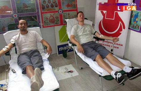 IL-matis-davanje-krvi-CK2 Humani radnici ''MATIS'' d.o.o. dali 45 jedinica krvi