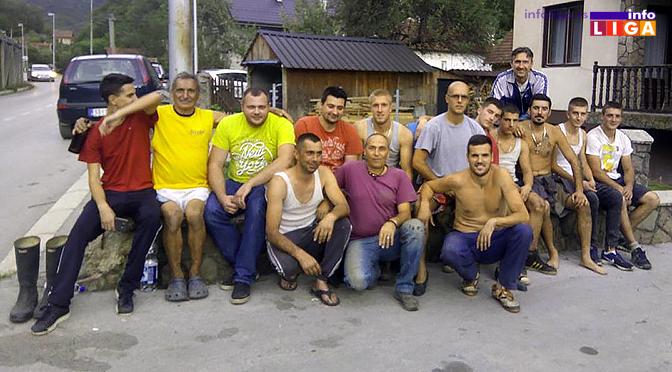 Hrabri momci spasili od vatre svoja ognjišta (VIDEO)